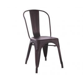 Židle Dallas Black Antik
