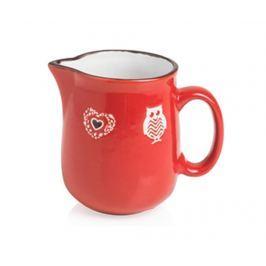 Mléčenka Love Owl Red 250 ml
