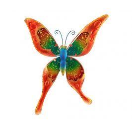 Nástěnná dekorace The Orange Butterfly