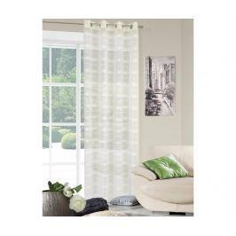 Záclona Iza Cream 140x250 cm