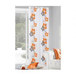 Závěs Glory Orange 140x250 cm