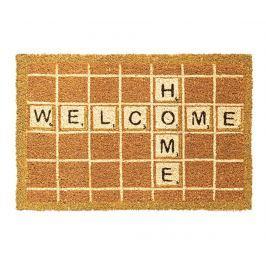 Vchodová rohožka Welcome Home Domino 40x60 cm
