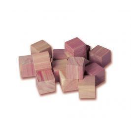 Sada 16 kostek proti molům Cedar Cube