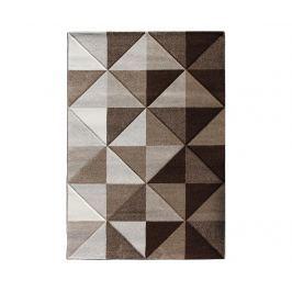 Koberec Optical Brown 140x190 cm