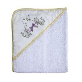 Dětský ručník Playful Kittens 75x75 cm
