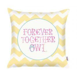 Povlak na polštář Forever Together 35x35 cm