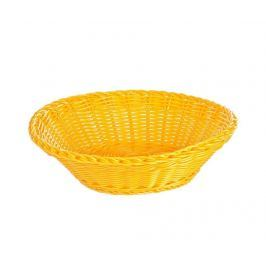 Košík na chléb Party Yellow