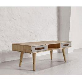 Konferenční stolek Dance Natural and Gey