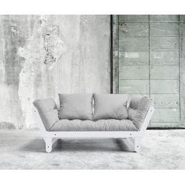 Rozkládací pohovka Daydream White and Light Grey