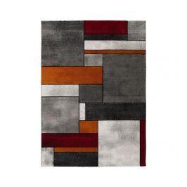 Koberec Malmo Blocks Grey 140x200 cm