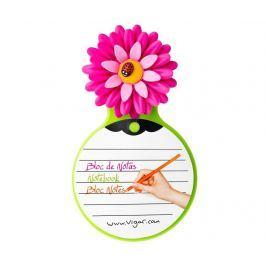Memo nástěnka Flower Power Pink