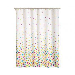 Závěs do sprchy Colorful Dots 180x200 cm