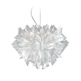 Závěsná lampa Cassius Transparent