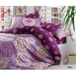 Ložní povlečení King Satin Supreme Ottoman Purple