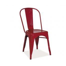 Židle Indie Red