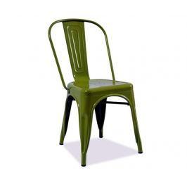 Židle Indie Dark Green