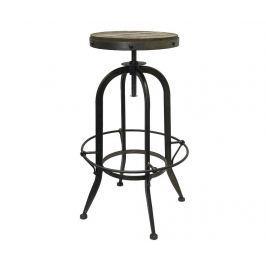 Barová židle Cassidy Black