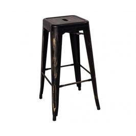 Barová židle Fair Brushed Black