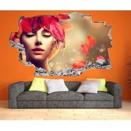 Samolepka 3D Autumn Fantasy