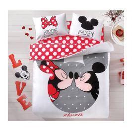 Ložní povlečení Double Mickey and Minnie