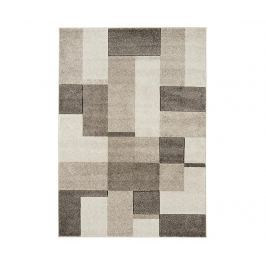 Koberec Shapes Fourteen Beige 60x120 cm