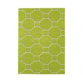 Koberec Cassin Green 70x240 cm