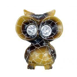 Solární lampa Owl