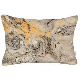 Povlak na polštář Abstract Brown 31x50 cm