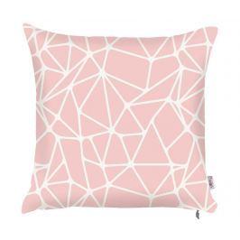 Povlak na polštář Serena Pink 43x43 cm