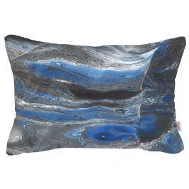 Povlak na polštář Abstract Blue 31x50 cm