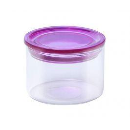 Sklenice s hermetickým uzávěrem Clint Purple 350 ml