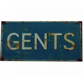 Nástěnná dekorace Gents