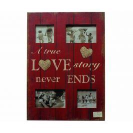 Fotorámeček 4 fotografie True Love