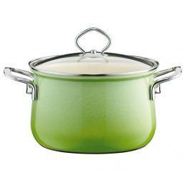 Hrnec s poklicí Smaragd 6 L