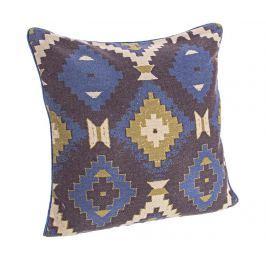 Dekorační polštář Blue Rush 45x45 cm