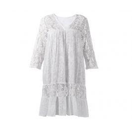 Plážové šaty Georgia White L