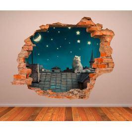 3D samolepka Starry Night