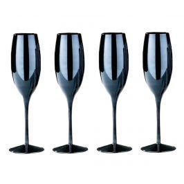 Sada 4 sklenic na šampaňské Enya 300 ml