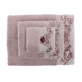 Sada 3 ručníků Tomurcuk Lilac