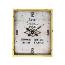 Nástěnné hodiny Gasolina