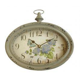 Nástěnné hodiny Butterfly