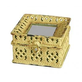 Šperkovnice Lacy Gold