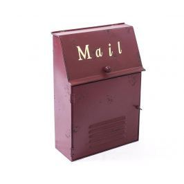 Poštovní schránka Rosso