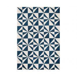Koberec Arlo Mosaic Denim 100x150 cm