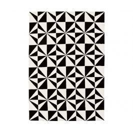 Koberec Arlo Mosaic Mono 100x150 cm
