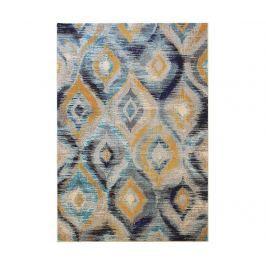 Koberec Colores Pattern Blue 120x170 cm