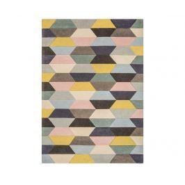 Koberec Funk Honeycomb 120x170 cm