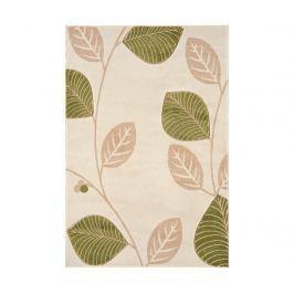Koberec Vogue Leaves Olive 120x170 cm