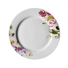 Mělký talíř Clasico Floral