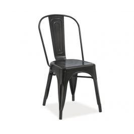 Židle Indie Black